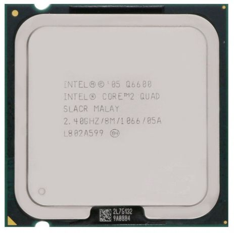 Intel Core Quad Q6600