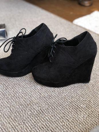 Ботинки р.37 новые