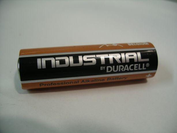 Батарейка щелочная Duracell Industrial, AA/LR6, 1.5V - 10шт