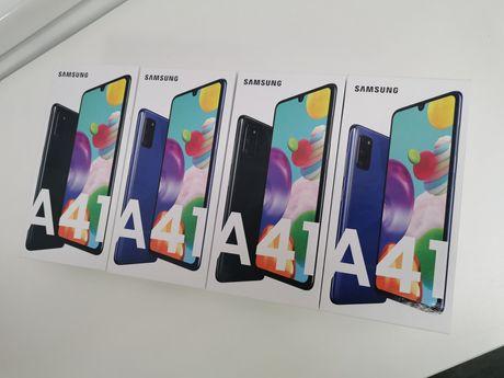 Samsung A41 nowe/gwarancja