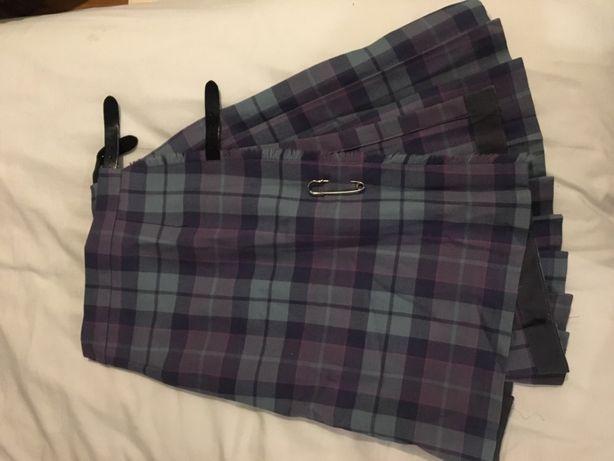 Kilt/ saia escocesa