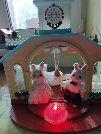 Детская игрушка  Family Happy домик для животных