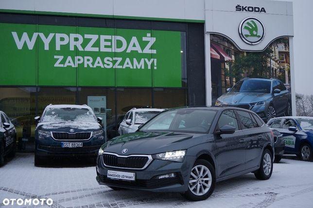 Škoda Scala 1.6 Tdi 115 Km Ambition ~ Polski Salon ~ Pakiet