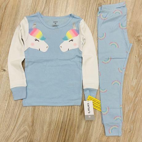 Пижама на девочку піжама картерс carters Carter's
