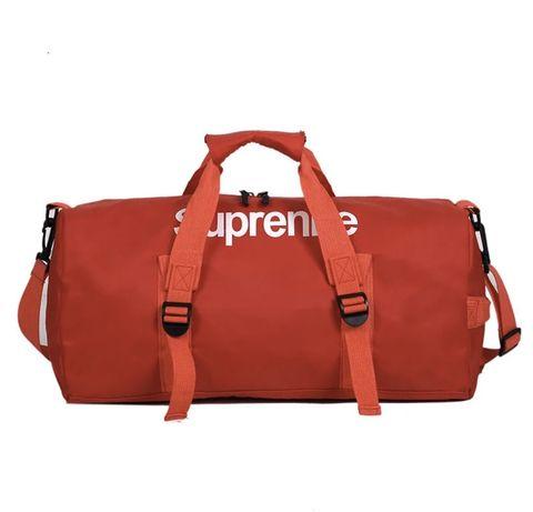 Дорлжная сумка Supreme! Новая!