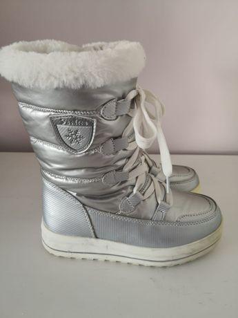 Śniegowce buty zimowe 31