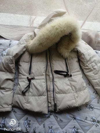 Куртка-пуховик, очень хорошего качества