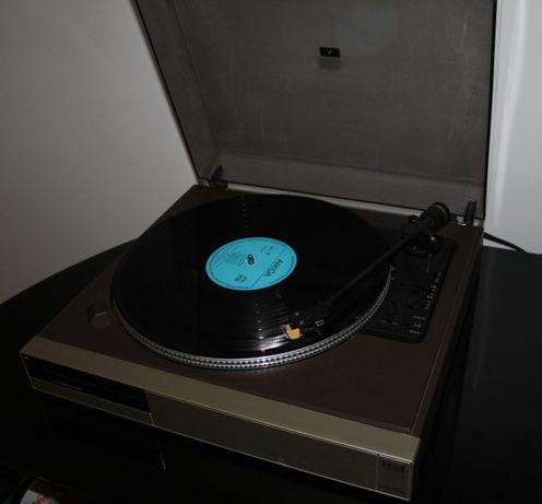 ITT DUAL HIFI 5010 Gramofon adapter patefon na płyty winyle Wysyłka