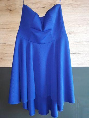 Chabrowa sukienka. roz 40