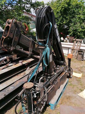 Grua hiab 060 carrinha