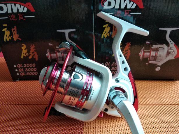 Катушка Diwa QL 3000 ( спиннинг, фидер)