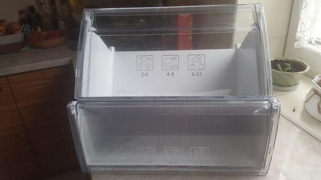 Szuflada mała i półki do lodówki BEKO 60cm