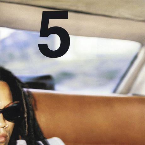 Lenny Kravitz - 5 - płyta CD