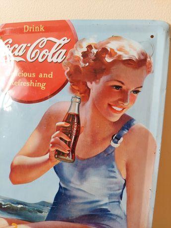 Coca Cola- Kalendarz- Tablica