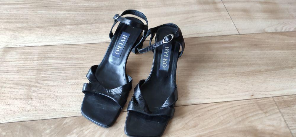 Eleganckie obuwie damskie. W bardzo dobrym stanie. Łęczna - image 1