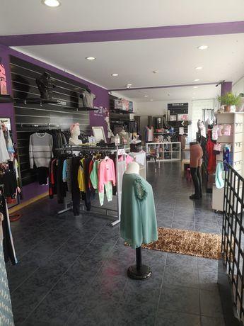 Trespasse loja vestuário