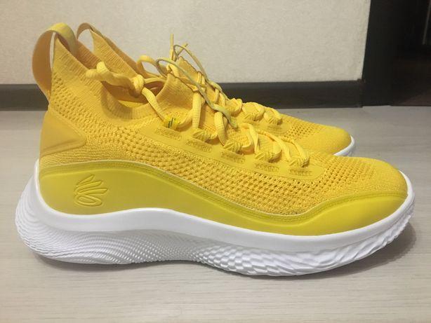 Under Armour Curry 8 Flow баскетбольный кроссовки 45 р. US 11 29 см