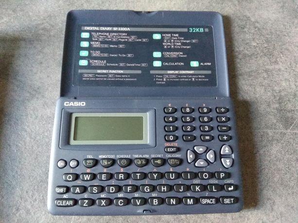 Organizer pamiętnik CASIO Digital Diary SF-3300A 32KB