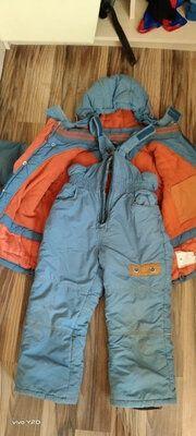 Зимний комбинезон, куртка, пуховик, комбинезон, штаны.