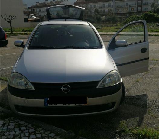 Opel Corsa 1.7 motor Isuzu Oportunidade