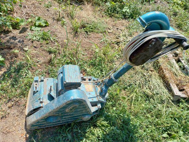 Паркетношліфувальна машина СО206 - 220В Цикльовочна машинка