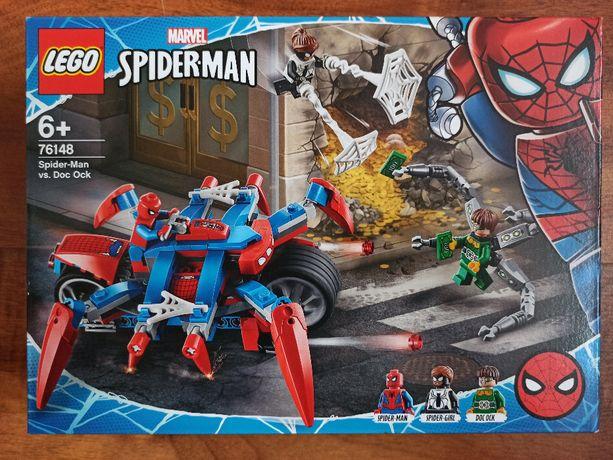 LEGO Super Heroes 76148 Spider-Man kontra Doc Ock WYSYŁKA TYLKO 1zł