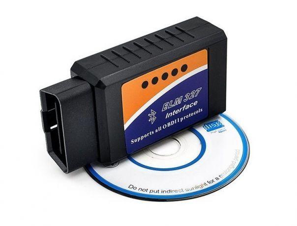 ELM327 VGate v1.5 PRO Bluetooth PIC18F25K80 Maximal Obd Scan Tool Обд2
