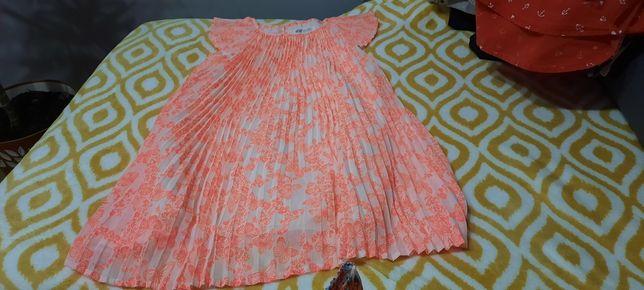 Sukienki Firmy hm rozmiar 116
