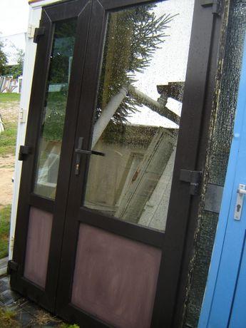 drzwi pcv aluminiowe