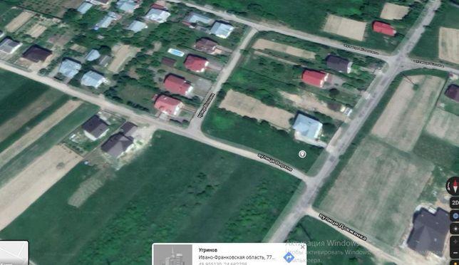 Продаж ділянки в селі Угренів, Івано-Франківської області.