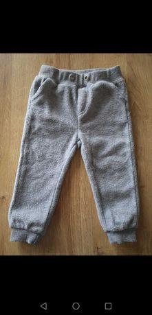 Spodnie, dresy polarowe
