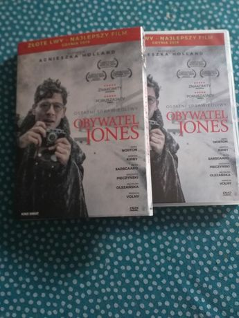 "Film DVD ""Obywatel Jones"" Agnieszki Holland"