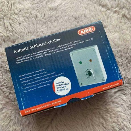 Выключатель с ключом для накладного монтажа (арт. No SE1000)