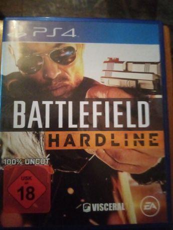 Gra na ps4 Battlefield Hardline
