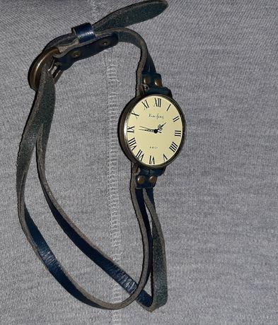 Часы Xin Lens A-6131 с кожаным ремешком