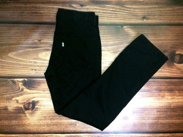 LEVIS jak nowe r.30/32 oryginalne spodnie męskie, czarne