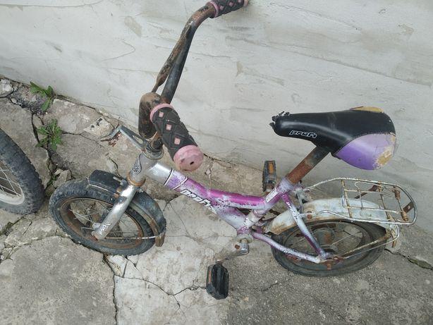 Велосипеди дитячі