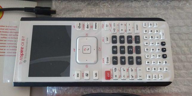 Calculadora Gráfica TEXAS TI-nspire CX II-T Nova.