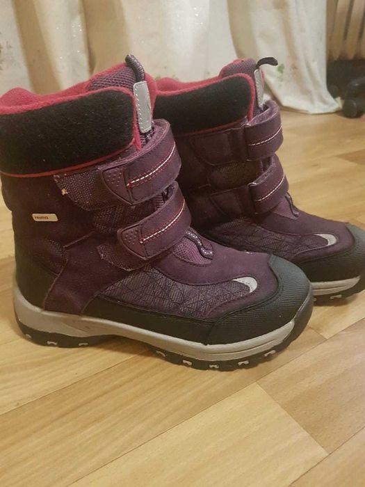 Зимние ботинки для девочки Reima Харьков - изображение 1