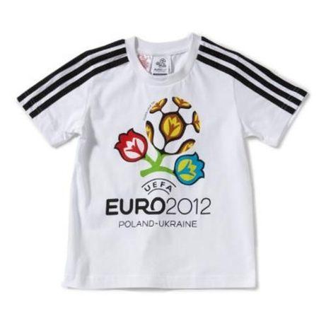 Koszulka młodzieżowa Adidas EURO 2012 rozm. XS, S