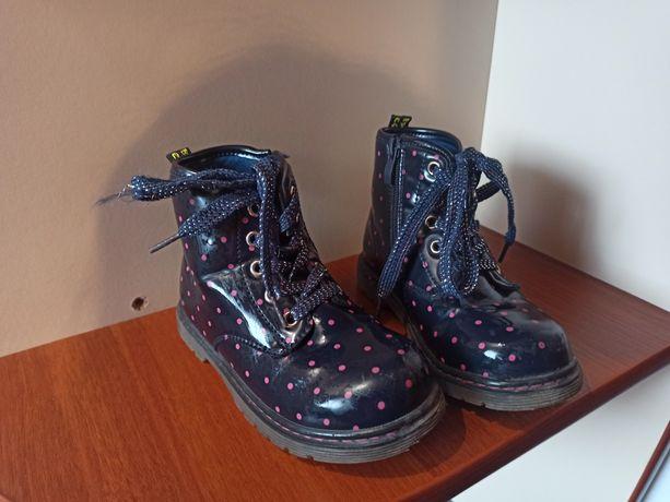 Демисезонные ботинки 28 размер