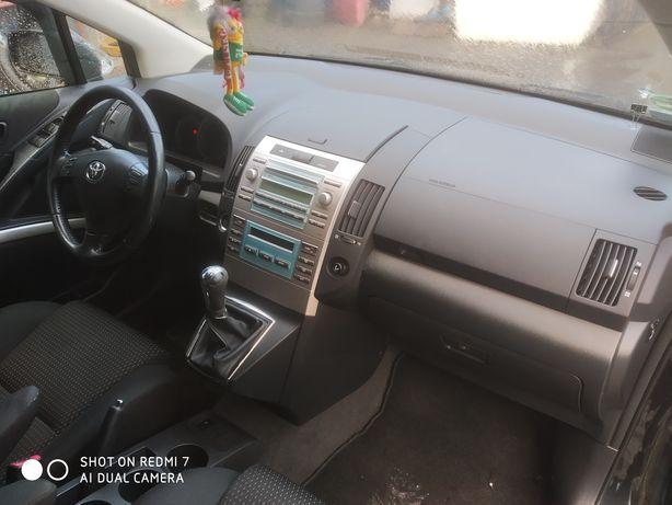 Toyota Corolla Verso II 04-09 - Airbag Poduszki kpl. Pasy Sensor