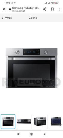 Nowa mikrofala do zabudowy Samsung NQ50K3130BS na gwarancji.