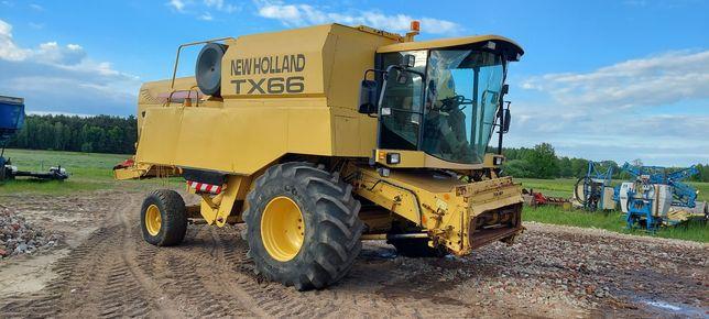 New holland tx 66 , 64  jak tf 44 42 kombajn zbożowy