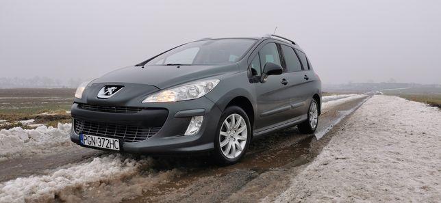 Peugeot 308 1.6 Hdi 110km 6 biegów!!!