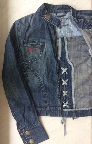 Джинсовка джинсова куртка легка