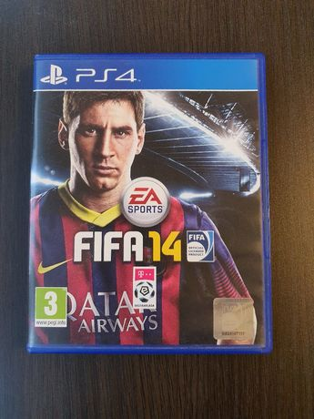 Gra FIFA 14 na PS4