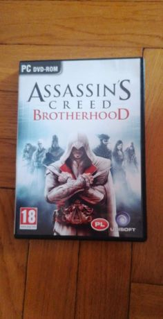 Assassin's Creed Brotherhoood na komputer
