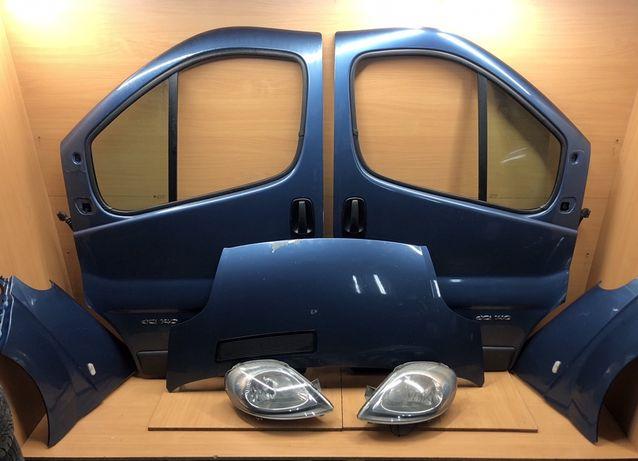 Фара Решетка Крыло Капот Renault Trafic разборка Opel Vivaro