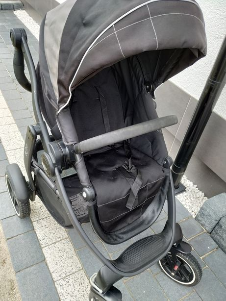 Wózek, gondola,fotelik Graco Evo XT 3w1